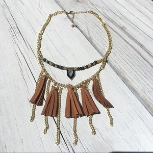🌸🌵👓HOST PICK X2👛💐🌴Beaded and Tassel Necklace