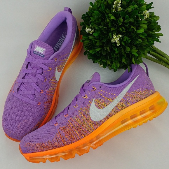 competitive price 3558d da916 Nike Flyknit Air Max Womens shoes Atomic Purple. M 591573a4291a359040059717
