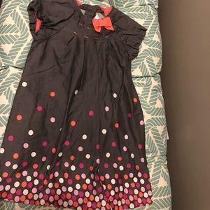Gymboree Other - Gymboree gray dot dress size 3T girl
