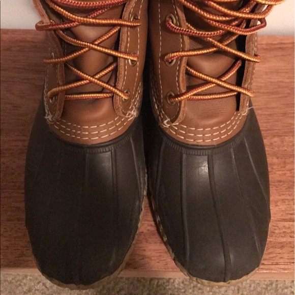 New LL Bean Boots Women39s Size 6 Maine Hunting By