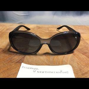 Ralph Lauren Accessories - Ralph Lauren Dark Blue Oval Sunglasses