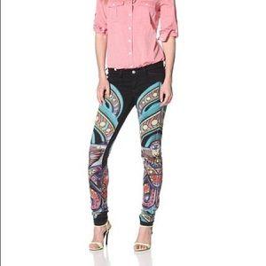 Badass multicolor Jean