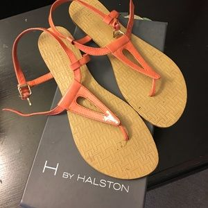 H by Halston Shoes - H by Halston sandals-Bakers