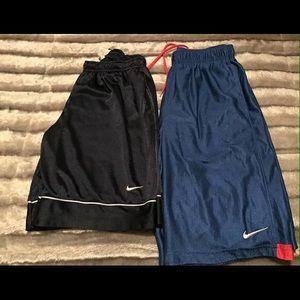 Nike Other - Two Boys Nike Shorts