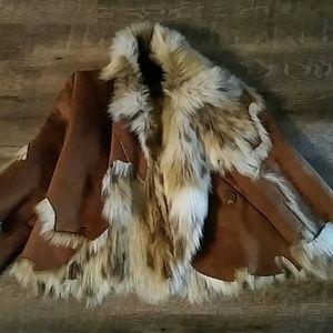 Fabulous Furs Other - Fur dress coat