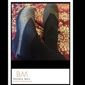 bernie mev. Shoes - Bernie Mev. Woven Wedge