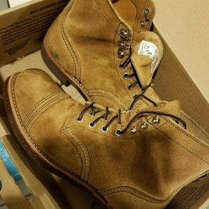Red Wing Shoes Other - Redwing mens iron ranger boots