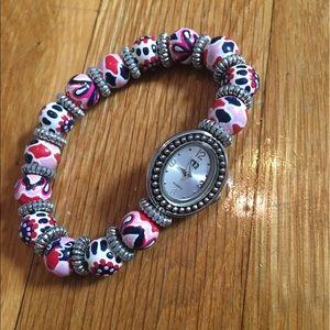 Angela Moore Accessories - Angela Moore Petite Bead Watch
