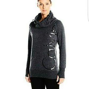 Sweaters - Calvin Klein hoodie thumb holes very warm