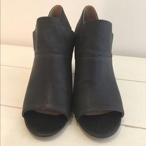 Adam Tucker Shoes - Adam Tucker McKenna Open Toe Bootie