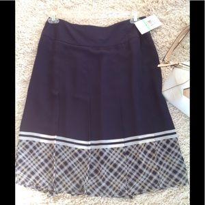 NWT Jones wear skirt.