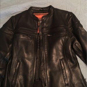 Other - Unisex heavy leather jacket