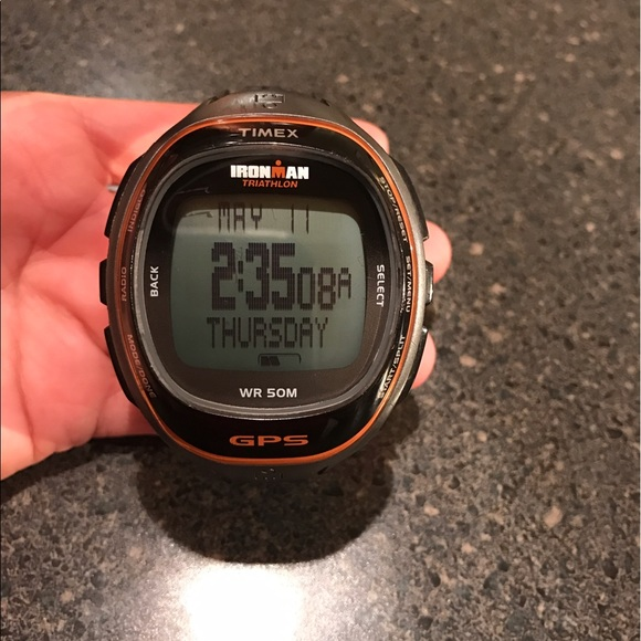 timex ironman easy trainer gps manual