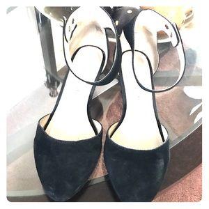 torrid Shoes - Torrid Genuine Suede Mini Wedges