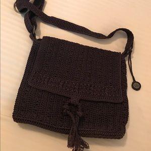 The Sak Handbags - The Sak messenger hobo crossbody chocolate brown