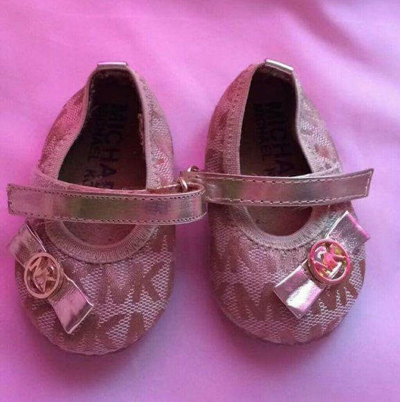 off Michael Kors Other Michael Kors baby girl shoes