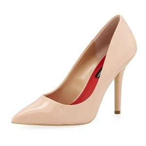 Charles Jourdan Shoes - Charles Jourdan polly patent pointed toe - 7 1/2