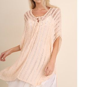 Sweaters - 🇺🇸 SALE 🇺🇸 Blush Sweater/Kimono