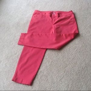 Old Navy Pixie Style Ankle Pants.