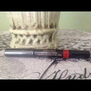 Other - Nudestix Intense Matte Lip & Cheek Pencil