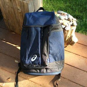 Asics Other - New Asics basketball backpack Navy Large