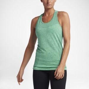 Nike Mint Green Tank Top