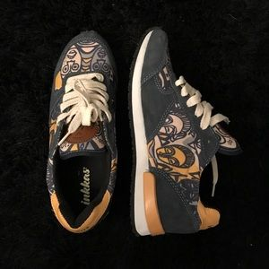 Inkkas Shoes - Handmade Innkas Congo African Jogger Sneakers