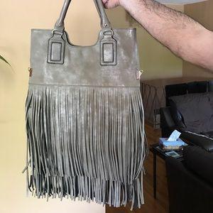 Aldo Handbags - Aldo fringe bag