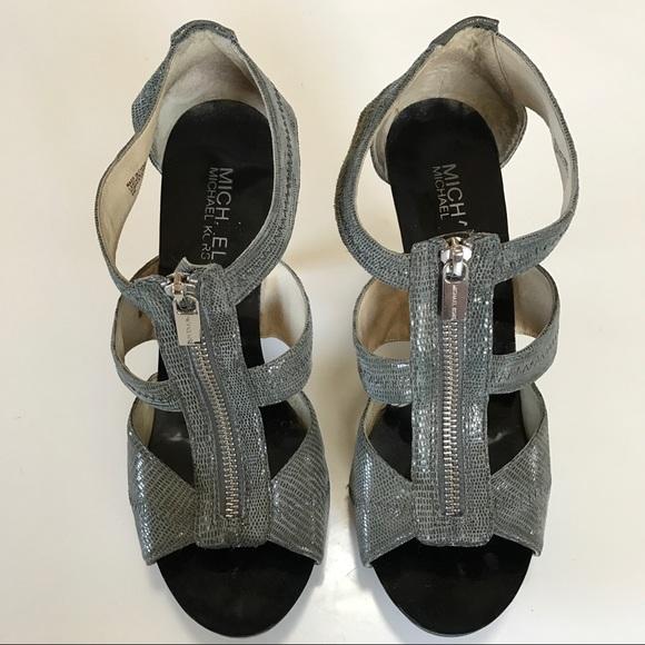 Michael Kors Burkley Shoes Size