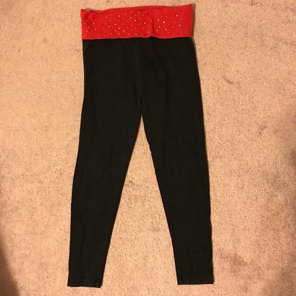 Big tits yoga pants-4137