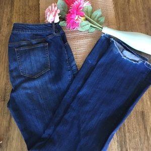 torrid Denim - Dark wash jeans boot cut