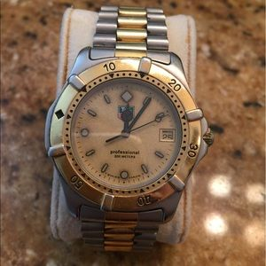Tag Heuer Other - Men's Tag Heuer Professional watch