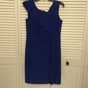 emma and Michele Dresses & Skirts - Emma and Michele Royal Blue Dress