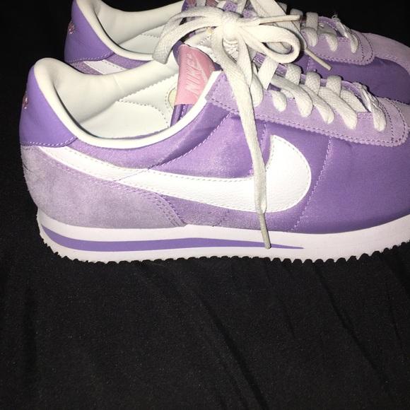 Lavender & Pink Nike Cortez