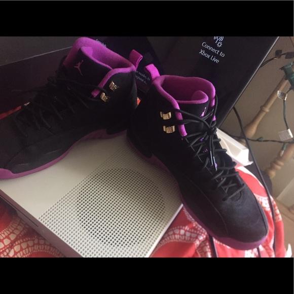 lowest price 98402 462a8 Air Jordan's retro hyper violet 12s limited
