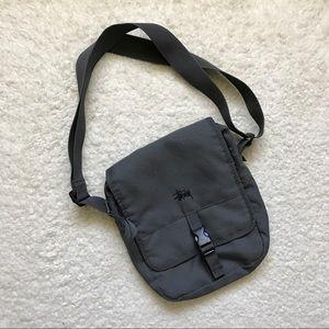 Stussy Handbags - Stussy Crossbody Bag Gray