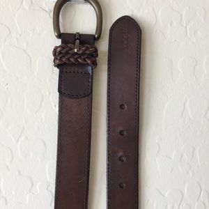 Abercrombie & Fitch Accessories - A&F braided loop belt