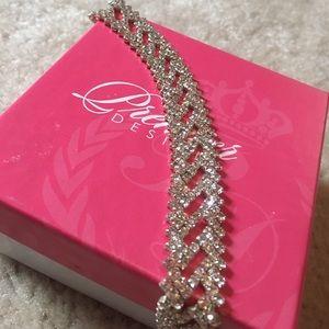 Claire's Jewelry - Silver bracelet