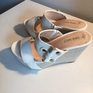 Nine West Shoes - Nine West sandals/wedges