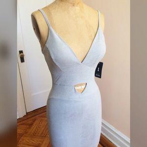 Dresses & Skirts - BLOWOUT SALE💥 suede dress