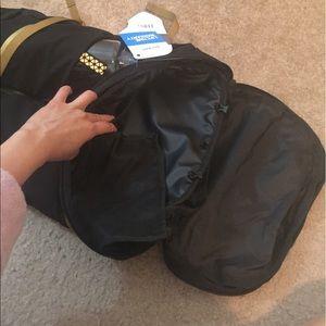 Without Walls Handbags - Boreas Hiking / Camping Backpack