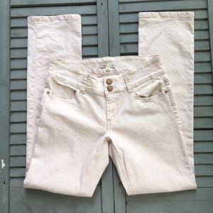 CAbi Denim - CAbi Light Pink Straight Leg Jeans
