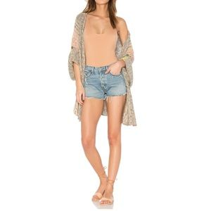 Free People Tops - ▪️HP 5/15▪️Free People Knit Kimono🌼NWT