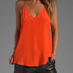 Rory Beca Tops - Rory Becca hot pink tank M