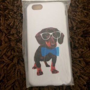 Bow tie Dog Phone Case (IPhone 6/6S)