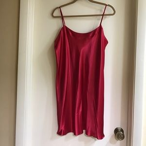 Cabernet Other - RED NIGHTGOWN