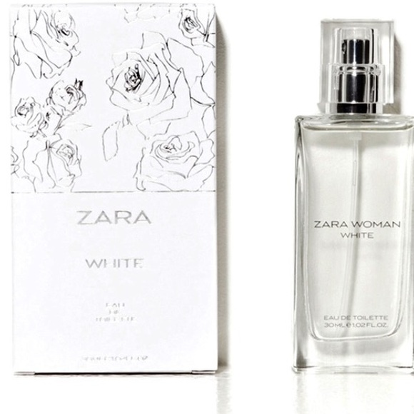 Zara Other White Eau De Toilette Fragrance Poshmark