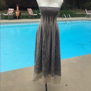 Lapis Dresses & Skirts - GORGEOUS Lapis strapless dress