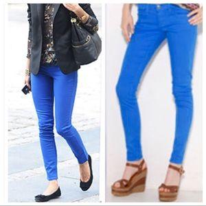 Denim - 🆕 royal blue jeans