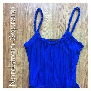Soprano Dresses & Skirts - 🎉SALE🎉Nordstrom Soprano Blue Dress